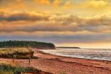 Headlands At Sunrise 27038
