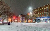Snowy Beckwith Street 20130319