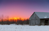 Sunrise Barn 34348-53