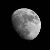 Moon 20130421 (T1i/100-400mm/1.4X TC)