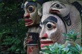 Totems of British Columbia