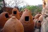 Troglodyte village of Niansogoni (Wara), Burkina Faso
