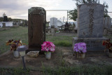 Old burial plots