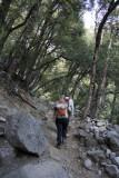 Little hike up Yosemite Falls