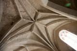 La nef voûtée d'ogives