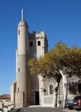 L'église de Pomarez