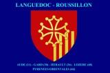 Blason du Languedoc-Roussillon