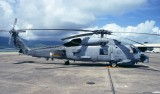 SIKORSKY SH-60B of the HSL SQUADRONS