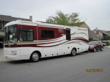 2007 National RV Trop-i-cal T330