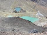 Blue Lake @ Tongariro NP