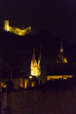 Petersdom und Starkenburg