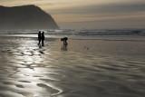 lumpy beach
