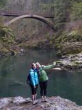 Lucia Falls Hike