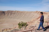 Meteor Impact, Arizona