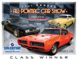 Award for Pontiac Show