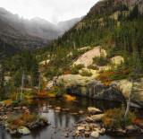 the rocky mountains of colorado