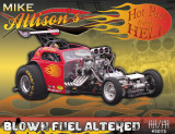 Mike Allison Blown Altered 2013