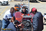 2013 - Outlaw Fuel Altered Association - Thunder Valley Raceway Park - Noble, OK - April 20th
