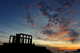 Athens and Mount Sounion, Greece