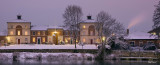 Carline Fields in Winter