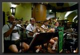 Band at the Hofbrauhaus