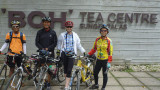 Cycling/Jungle trekking in Cameron Highlands