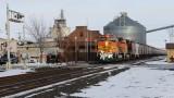Ritzville WA - BN Grain Train