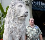 Bobby and the Lion