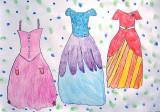 my beautiful dresses, Sophia Chen, age:8