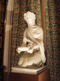 THE VEILED LADY AT CHATSWORTH HOUSE
