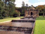 TOP OF WATER CASCADE /   CHATSWORTH