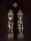 INSIDE BROCKHAM VILLAGE CHURCH  SURREY