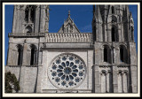 West End and Rose Window