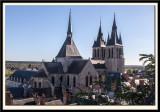Eglise St-Nicolas with Three Spires