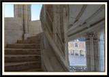 Francois I's Single Helix Staircase    1515-1520
