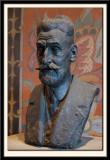 Emile Brunet, Historical Monuments Architect