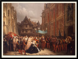 La Duchesse de Nemours et Henri III. 1864