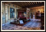 Henri III's Bedroom