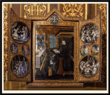 Triptych of Catherine de Medici's Mourning