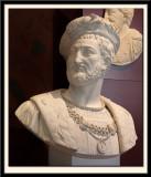 Bust of King Francois 1st. 1850