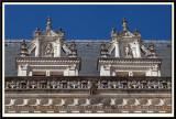 Francois Mansart (1598-1666) Roof (became Mansard Roof)