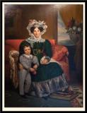 Mme Chilbourg et son Petit-Fil