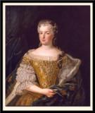 Marie Laszczynska vers 1730
