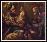 La Mort de Lucrece, vers 1640
