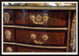 Louis XIV Chest of Drawers (detail)