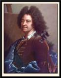 Hyacinthe Rigaud, Portraitiste du Roi Louis XIV
