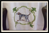 The Hounds of Cheverny Table Cloth