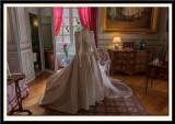 Marquise de Vibraye's Wedding Dress, 1994