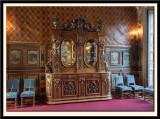 Carved Oak Dresser 19th century