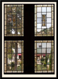16th century Stained Glass Window